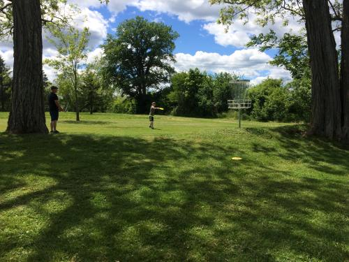 Clifton Estate Disc Golf Course